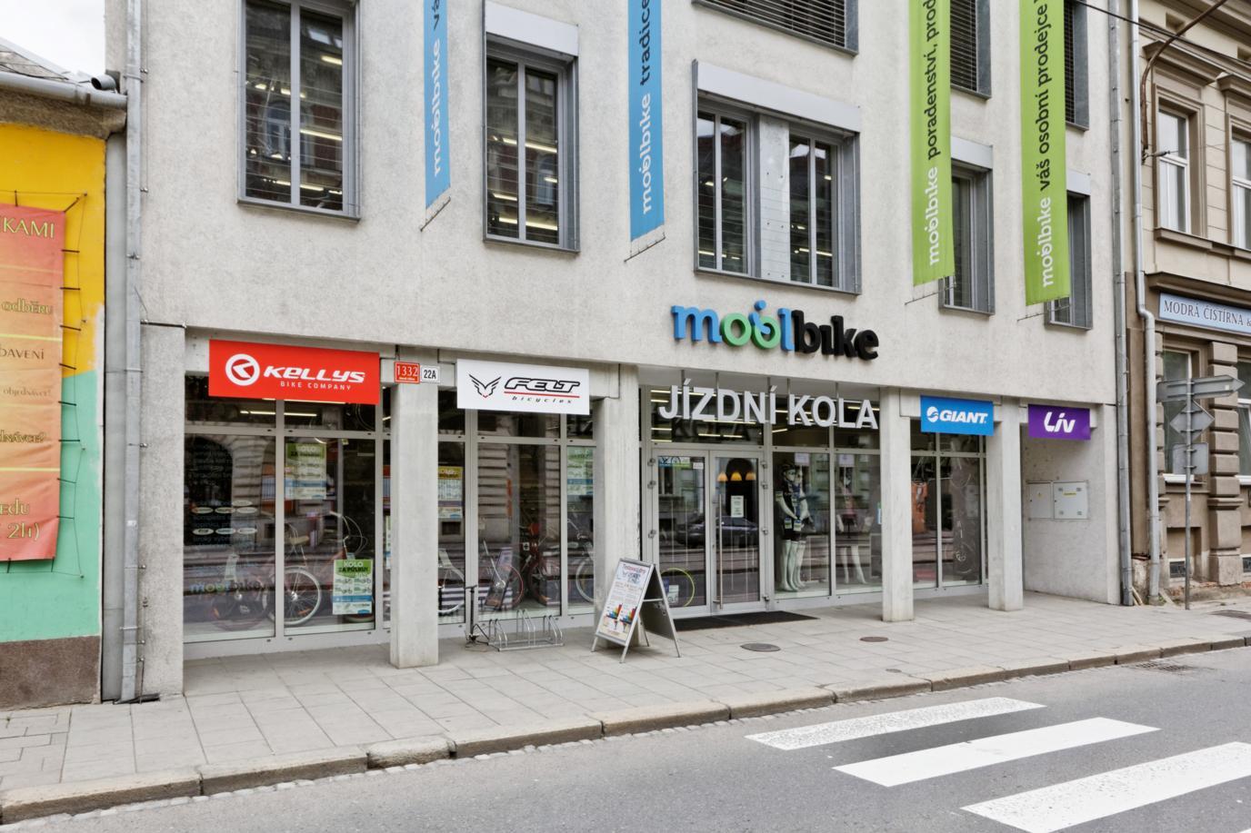 Moolbike Olomouc